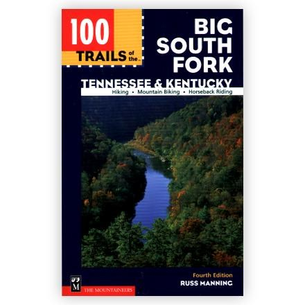 photo: The Mountaineers Books 100 Trails of the Big South Fork - Tennessee and Kentucky us south guidebook