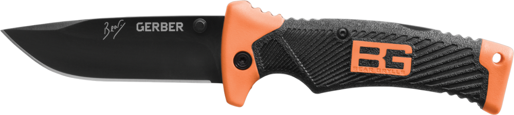 Gerber Bear Grylls Folding Sheath Knife