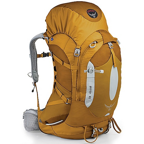 photo: Osprey Atmos 65 weekend pack (3,000 - 4,499 cu in)