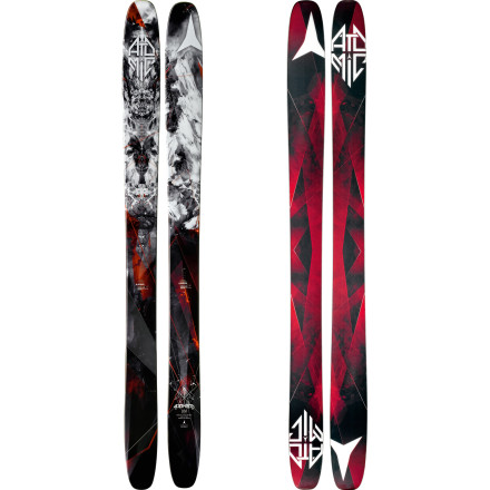 photo: Atomic Automatic alpine touring/telemark ski