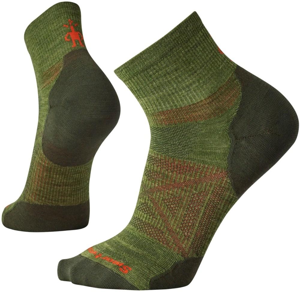 photo: Smartwool PhD Outdoor Ultra Light Mini Sock running sock