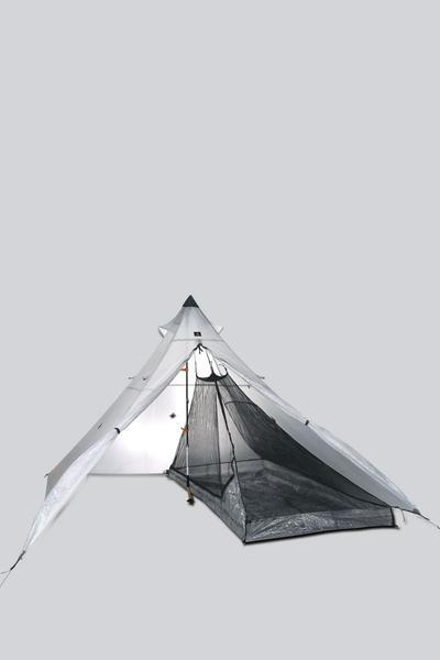 photo: Hyperlite Mountain Gear UltaMid 4 Half Insert tent/shelter