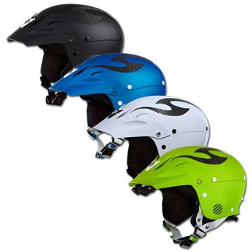 photo: Sweet Protection Rocker Fullcut paddling helmet
