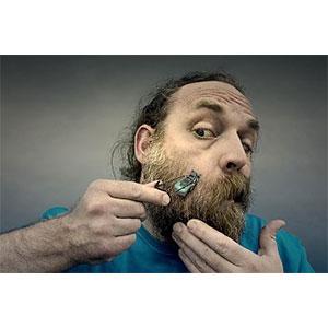 photo:   AT Beard Mower hygiene supply/device