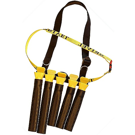 photo: Grivel Pan Pipe ice/snow climbing device