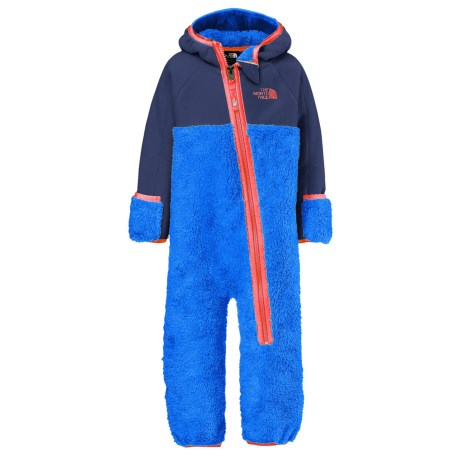photo: The North Face Chimborazo One Piece kids' snowsuit/bunting