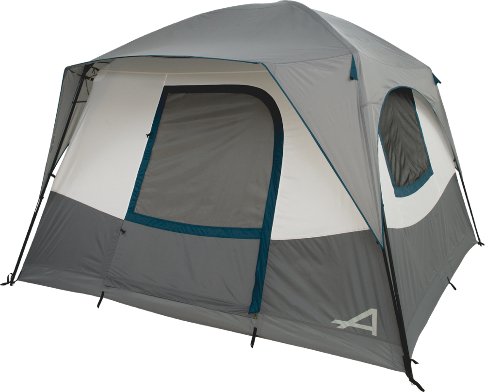 photo: ALPS Mountaineering Camp Creek 4-Person three-season tent