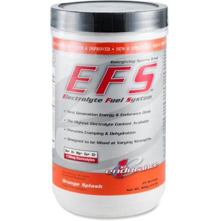 First Endurance EFS Sports Drink