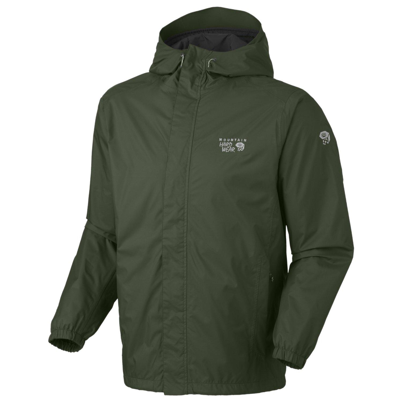 photo: Mountain Hardwear Runoff Jacket waterproof jacket