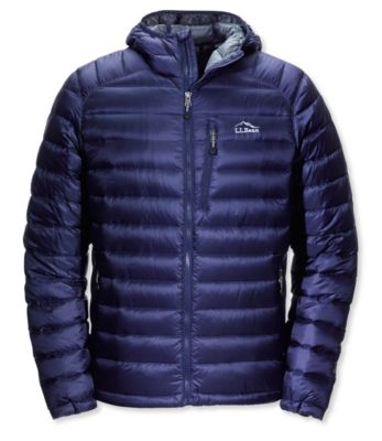 L.L.Bean Ultralight 850 Down Hooded Jacket