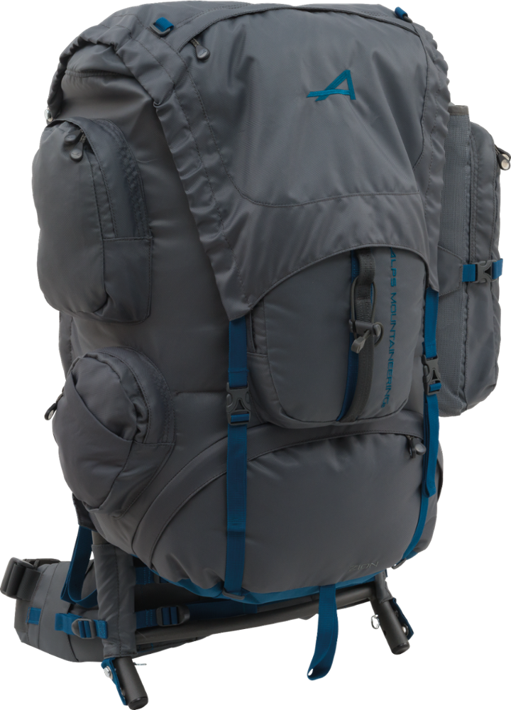 photo: ALPS Mountaineering Zion 65 weekend pack (50-69l)
