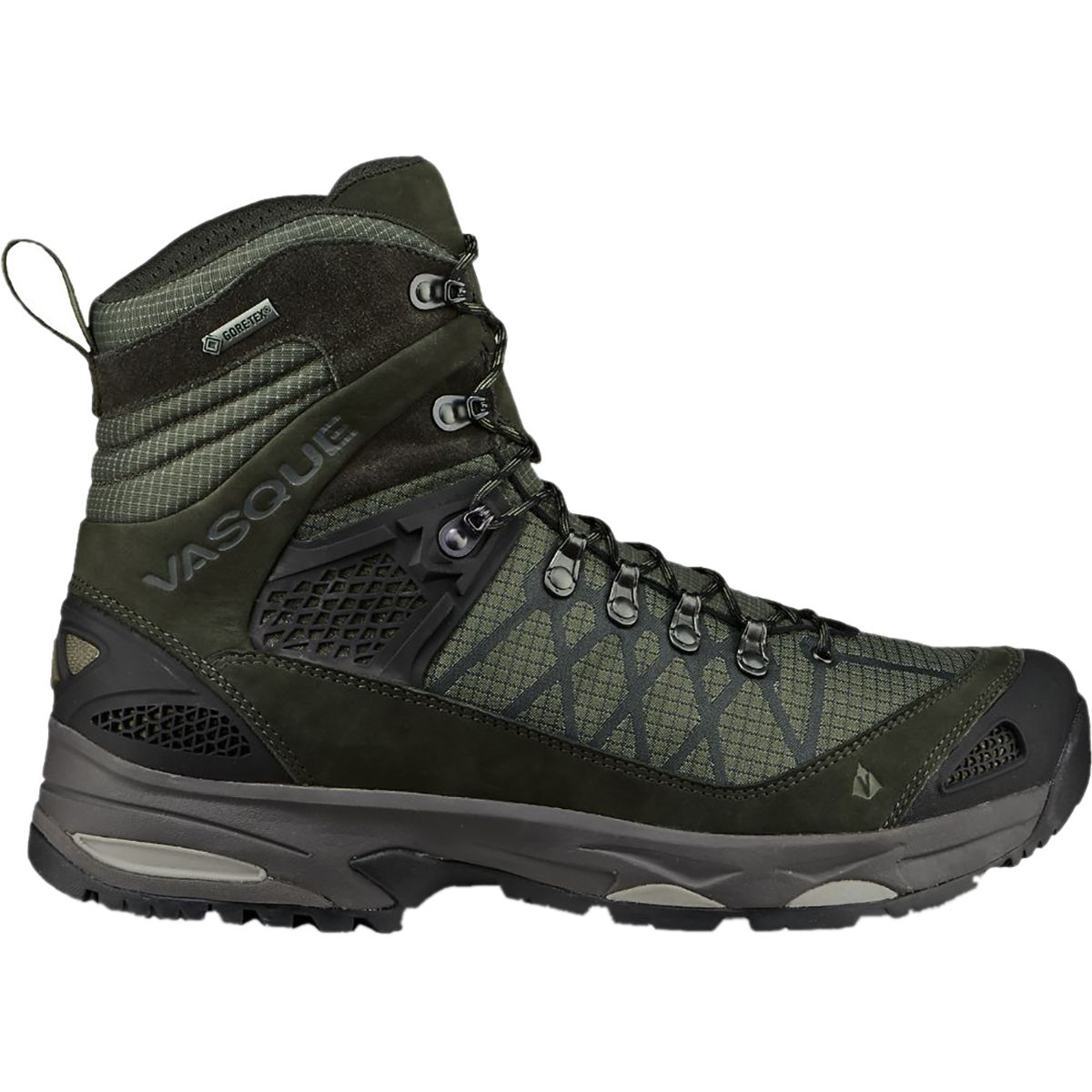 photo: Vasque Saga GTX backpacking boot