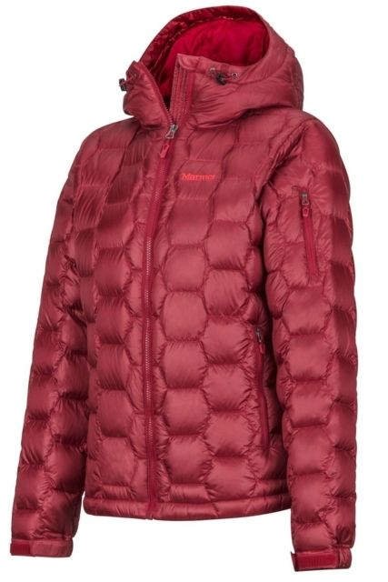photo: Marmot Women's Ama Dablam Jacket down insulated jacket