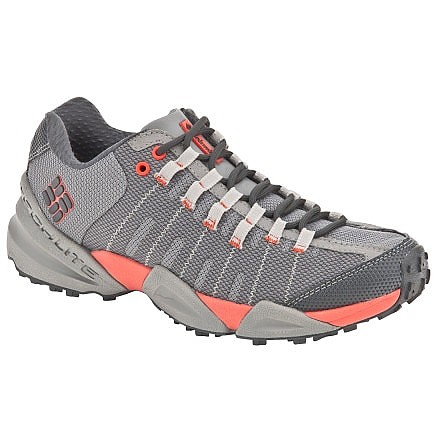 photo: Columbia Master of Faster Low trail shoe