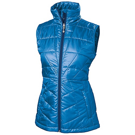 photo: Isis Lithe Vest synthetic insulated vest