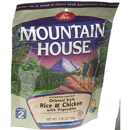Mountain House Oriental-Style Spicy Chicken