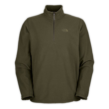 photo: The North Face Micro SDS 1/4 Zip fleece top