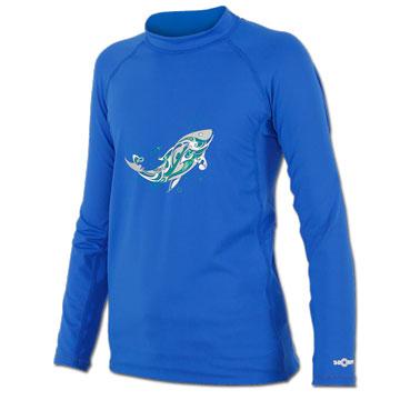 photo: NRS Kids' HydroSilk Shirt L/S long sleeve performance top