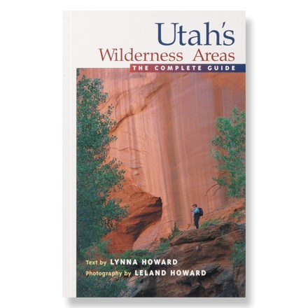 photo: Westcliffe Publishers Utah's Wilderness Areas - The Complete Guide us mountain states guidebook