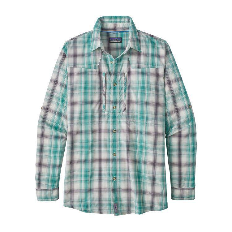 Patagonia Long-Sleeved Sun Stretch Shirt