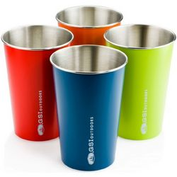 GSI Outdoors Glacier Stainless Pint