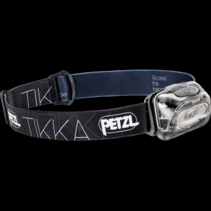photo: Petzl Tikka headlamp