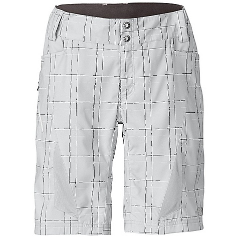 photo: The North Face Dusties Shorts hiking short