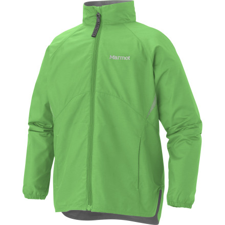 photo: Marmot Girls' DriClime Windshirt wind shirt