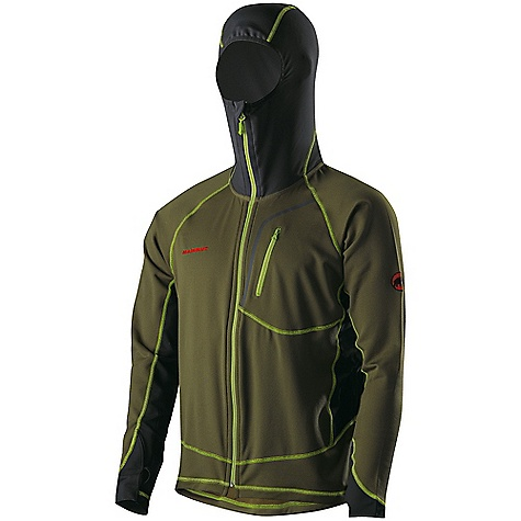 photo: Mammut Yukon Tech Jacket wind shirt