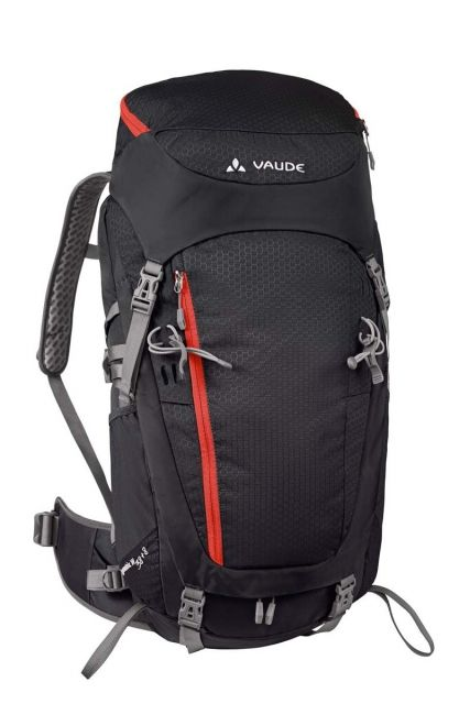 photo: VauDe Asymmetric 42+8 overnight pack (35-49l)