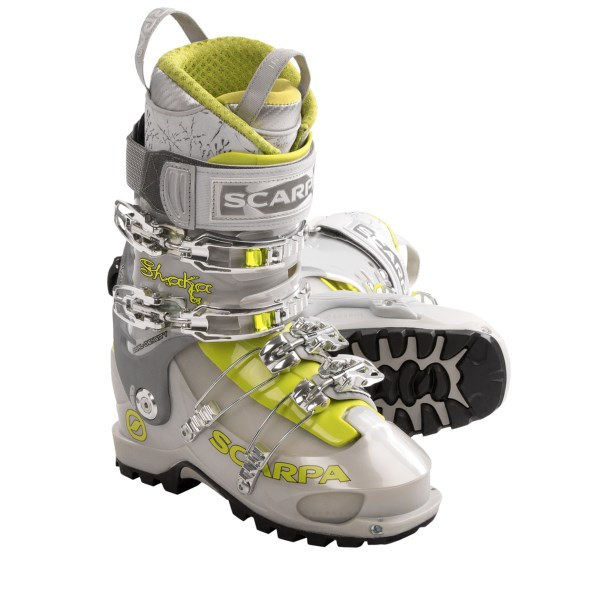 photo: Scarpa Shaka alpine touring boot
