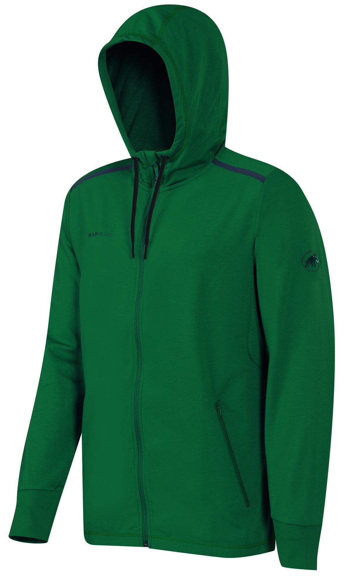 photo: Mammut Trovat ML Hooded Jacket fleece jacket