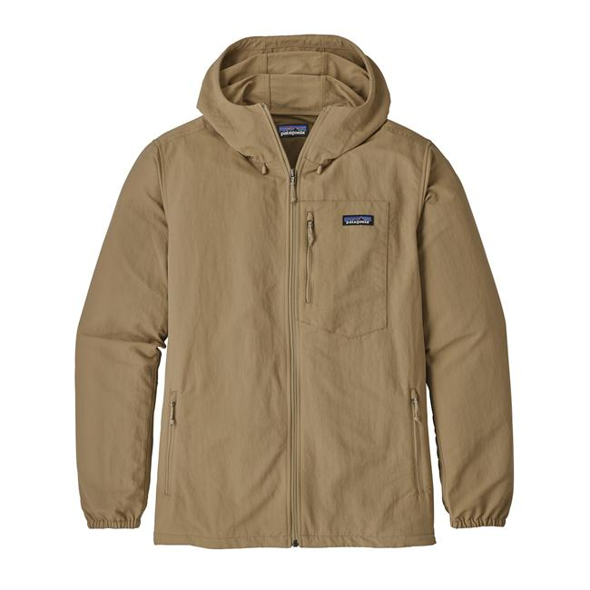 photo: Patagonia Tezzeron Jacket wind shirt