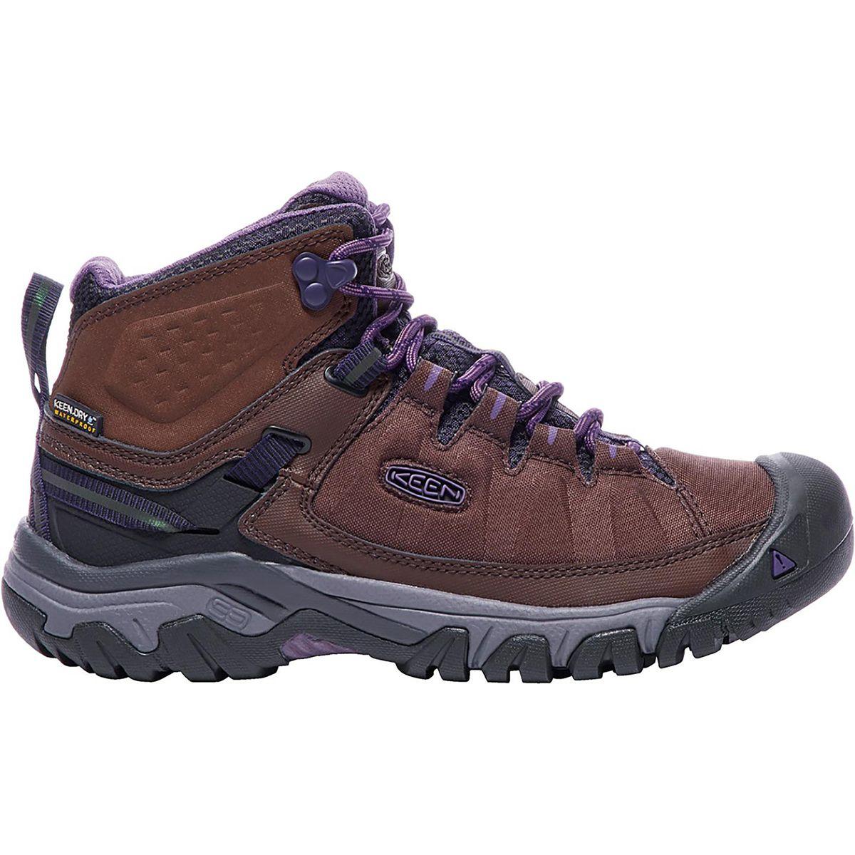 photo: Keen Women's Targhee EXP Waterproof Mid hiking boot