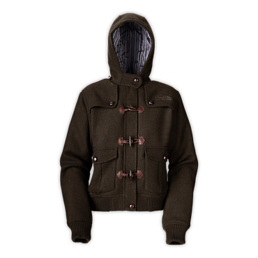 photo: The North Face Bellflower Bomber wool jacket