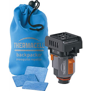 photo: Thermacell Backpacker Mosquito Repeller insect repellent