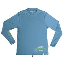 photo: HyperFlex Boys' Long Sleeve Watershirt long sleeve rashguard