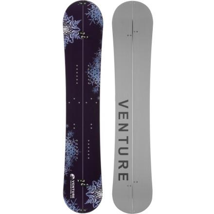 Venture Snowboards Zephyr Split