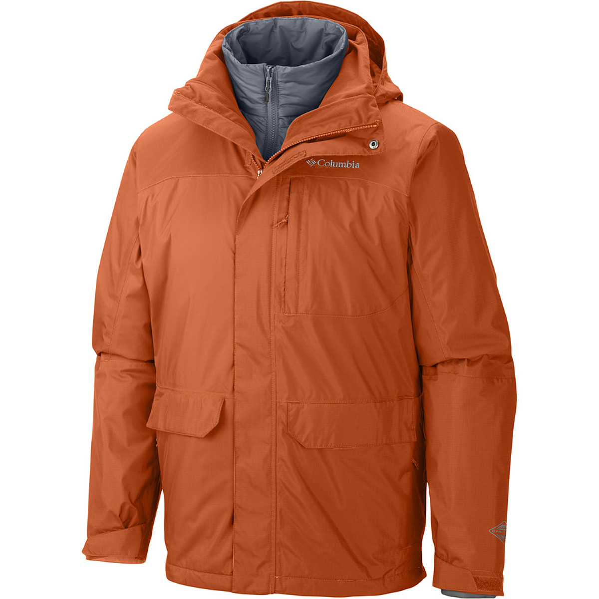 Columbia South Peak Interchange Jacket