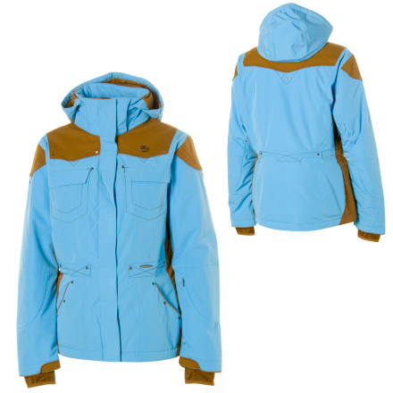 photo: Powderhorn Ponca Insulated Jacket synthetic insulated jacket