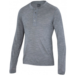 Ibex OD Henley Long Sleeve