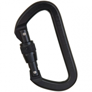 Omega Pacific Screw-Lock NFPA Carabiner