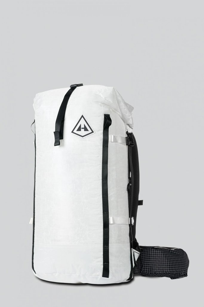photo: Hyperlite Mountain Gear 2400 Porter overnight pack (35-49l)