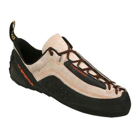 photo: La Sportiva Tradmaster climbing shoe