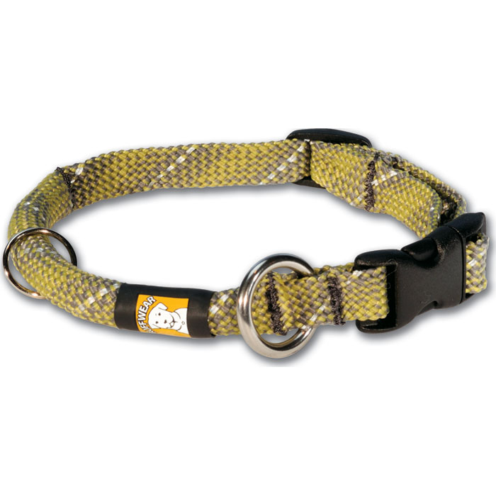 photo: Ruffwear Knot-a-Just Collar dog collar