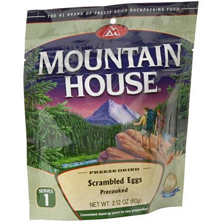 photo: Mountain House Scrambled Eggs breakfast