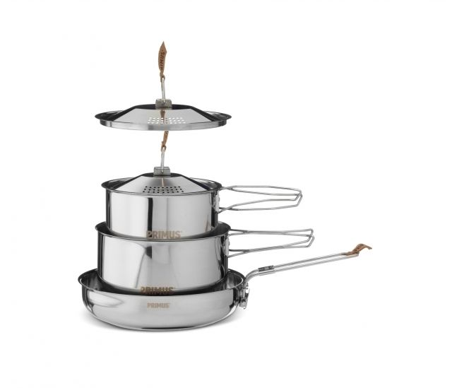 photo: Primus CampFire Cookset S/S - Small pot/pan