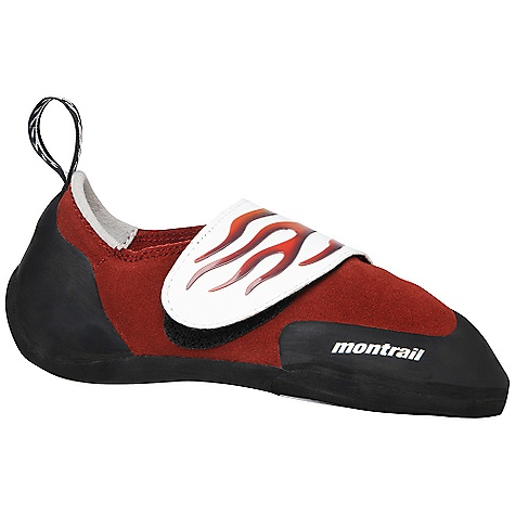 photo: Montrail Boys' Grommet climbing shoe