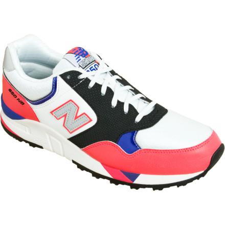 photo: New Balance M850 Running Shoe trail running shoe