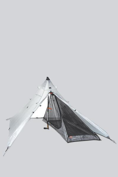 photo: Hyperlite Mountain Gear UltaMid 2 Half Insert bug shelter